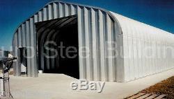 DuroSPAN Steel 30'x55'x14 Metal Garage Building Kit DIY Workshop Factory DiRECT