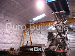 DuroSPAN Steel 30'x56'x16 Metal Garage Workshop DIY Building Kit Factory DiRECT