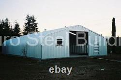 DuroSPAN Steel 30x28x14 Metal Building DIY Home Garage Shop As Seen on TV DiRECT