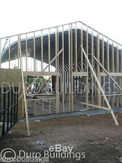 DuroSPAN Steel 30x30x15 Metal Buildings DIY Home Kits Open Ends Factory DiRECT