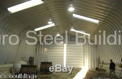 DuroSPAN Steel 30x40x14 Metal Garage Building Structure Workshop Factory DiRECT