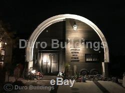 DuroSPAN Steel 30x40x15 Metal DIY Building Kit Open Ends As Seen on TV DiRECT