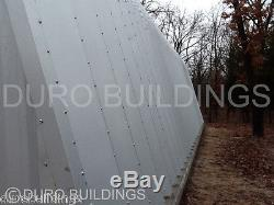 DuroSPAN Steel 30x40x16 Metal Building Garage Workshop Factory Clearance DiRECT