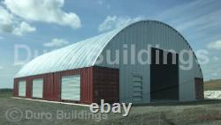 DuroSPAN Steel 30x40x8 Metal Building Shipping Container Cover Open Ends DiRECT