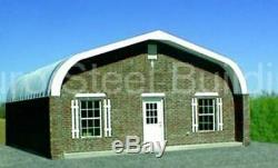 DuroSPAN Steel 30x53x15 Metal Building Kit DIY Home Garage Shop Open Ends DiRECT