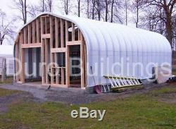 DuroSPAN Steel 30x54x15 Metal Building Kits DIY House Workshop Open Ends DiRECT