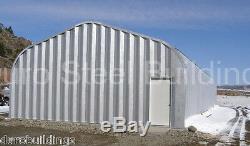 DuroSPAN Steel 30x56x14 Metal Garage Kit Building Shed Workshop Factory DiRECT