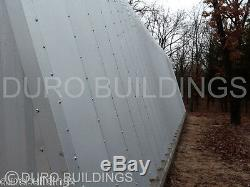 DuroSPAN Steel 30x60x16 Metal Building Garage Workshop Factory Clearance DiRECT