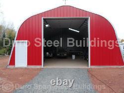 DuroSPAN Steel 32x32x18 Metal Building Workshop DIY Garage Kit Open Ends DiRECT