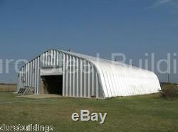 DuroSPAN Steel 32x40x18 Metal Building Kit Storage Barn Workshop Factory DiRECT