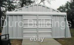 DuroSPAN Steel 35'x40'x16' Metal Building Kit DIY Garage Workshop Factory DiRECT