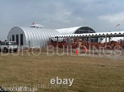 DuroSPAN Steel 35x50x16 Metal Building Pole Barn Alternate Made To Order DiRECT