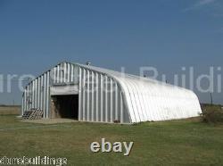 DuroSPAN Steel 40'x100'x18' Metal Building Workshop Man Cave Kits Factory DiRECT
