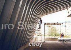 DuroSPAN Steel 40'x60'x18' Metal Barn DIY Building Kits Open Ends Factory DiRECT
