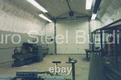 DuroSPAN Steel 40'x60'x18' Metal Building DIY Barn Kit Open Ends Factory DiRECT
