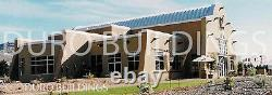 DuroSPAN Steel 40x120x20 Metal Building Custom Roof Kit As Seen on TV DiRECT