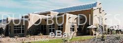 DuroSPAN Steel 40x144x20 Metal Building Custom Roof Kit As Seen on TV DiRECT