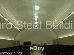 DuroSPAN Steel 40x144x20 Metal Custom Roof Building Kit As Seen on TV DiRECT