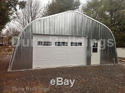 DuroSPAN Steel 40x50x16 Metal Building Shed Storage Kit Open Ends Factory DiRECT