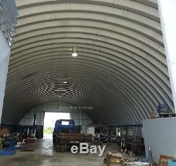 DuroSPAN Steel 40x60x15 Metal Building Road Maintenance Salt Shed Factory DiRECT