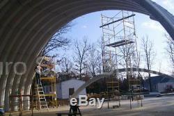 DuroSPAN Steel 42x72x17 Metal Quonset Barn DIY Farm Building Kit Factory DiRECT