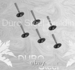 DuroSPAN Steel 500 Count-Arch Style Metal Building 4 Insulation Fastener Pins