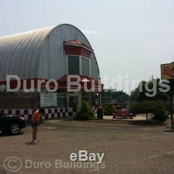 DuroSPAN Steel 51x80x17 Metal Building Custom Roof Structures Open Ends DiRECT