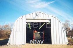 DuroSPAN Steel A20x31x12 Metal Arch Building DIY Home Workshop Factory DiRECT