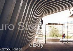 DuroSPAN Steel A25x24x12 Metal Building Garage Kit Seen on TV Factory DiRECT