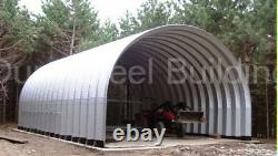 DuroSPAN Steel S25x42x18 Metal Building As Seen on TV Open Ends Factory DiRECT