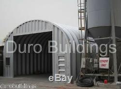 DuroSPAN Steel S30x50x15 Metal Building Kit Pole Barn Alternative Factory DiRECT