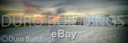 DuroSPAN Steel S40x30x16 Metal Building DIY Custom Retail Store Open Ends DiRECT