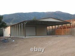 Pre-Fab, BARNS, STEEL BUILDINGS, CARPORTS, GARAGES, RV PORTS, SHEDS, UTILITY BUILDING