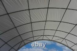Shipping Container Roof 20x40 Kit Building Conex Box Shelter Canopy Overseas