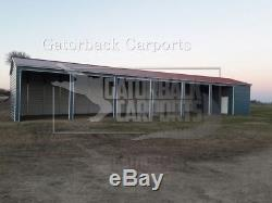 Steel-Building-Metal-Garage-30x50x12 Free Delivery and Install $16,375
