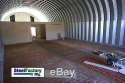 Steel Factory Mfg S40x60x16 Metal Arch Agricultural Barn Storage Building Kit