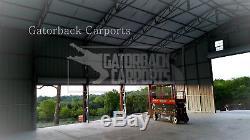 Steel Metal Garage Building workshop barn shed prefab storage