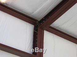 24'x36'x10' Acier Garage / Atelier De Construction Kit Excel Métal Building Systems Inc