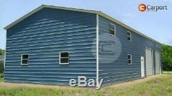30 × 50 Construction Métallique Garage (livraison Et Installation Gratuites)