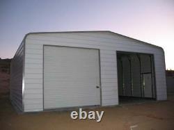Abris D'auto, Hangars, Garages, Bâtiments En Acier, Granges, Ports De Rv, Pré Fab, Stockage, Mancave