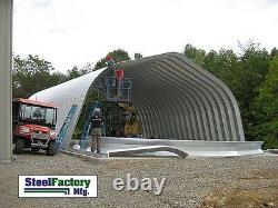 Acier A40x100x16 Métal Garage Général Entrepôt Arche Pas Double Design
