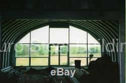 Arche En Métal Durospan En Acier Q30x60x14, Kit De Construction Pour Maison De Bricolage, Extrémités Ouvertes Direct