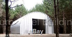 Atelier De Remise De Kit De Construction De Garage En Acier Durospan En Acier 20x30x12 En Métal Direct