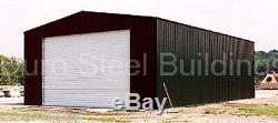 Bâtiment Durobeam Acier 20x20x10 Métal Prefab Bricolage Garage Stockage Boutique Kit Direct