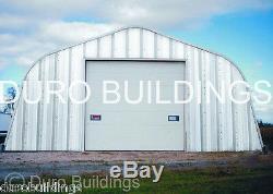 Bâtiment Durospan Acier 40x44x18 Métal Garage Kit Vu Sur Tv Factory Direct