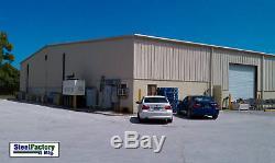 Bâtiment En Acier De Stockage De Magasin De Métal De Style De Garage De Corps D'usine De L'acier 30fx50x14 Usine