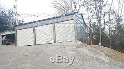 Bâtiment En Acier Préfabriqué, Garage En Acier, Atelier, Bâtiment En Métal