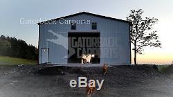 Bâtiment En Métal 42 X 51 Garage Pour Bâtiment En Acier Livraison Et Installation Gratuites
