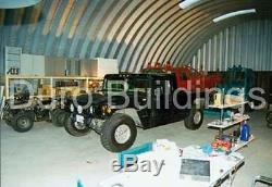Bâtiment Garage Métal Durospan Acier 20'x30x14' Kit Atelier Rangement Grange Direct