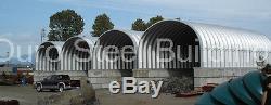 Bâtiment Métallique S20x40x14 En Acier Durospan, Tel Que Vu À La Télévision, Usine À Extrémités Ouvertes